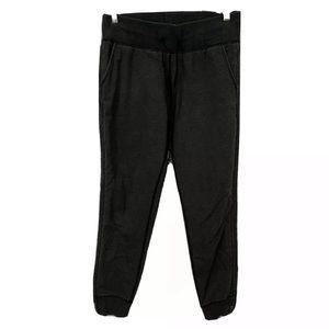Lululemon 6 No Sweat Side Zip Jogger Sweatpants